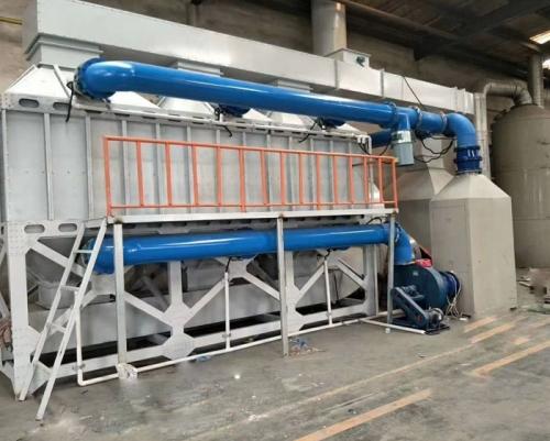 废气处理催化燃烧环保项目