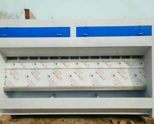 环保型无泵水幕漆雾处理器
