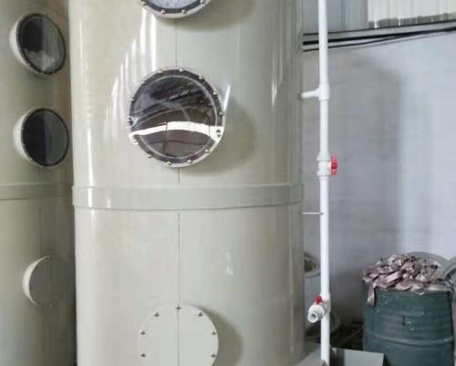 喷淋降尘系统