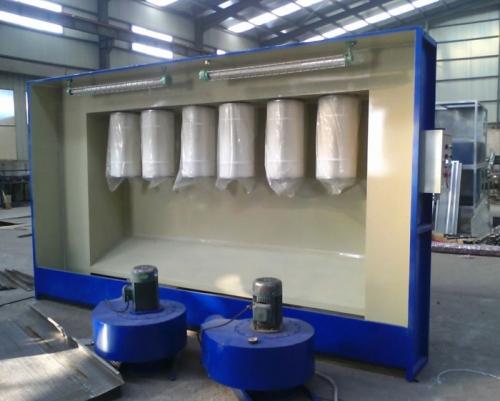 塑粉回收柜