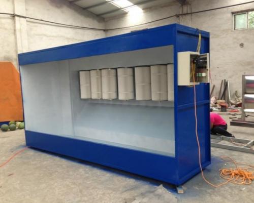 环保塑粉回收机