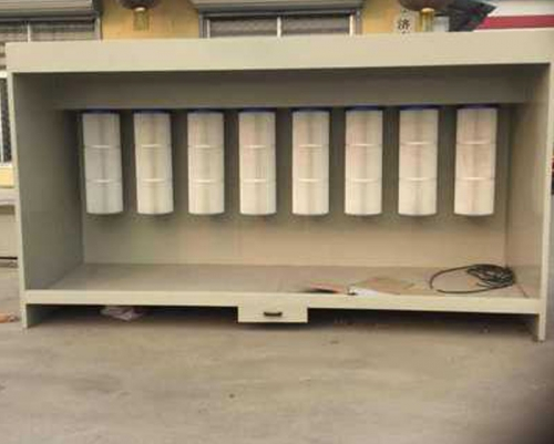 粉末回收芯喷塑回收机