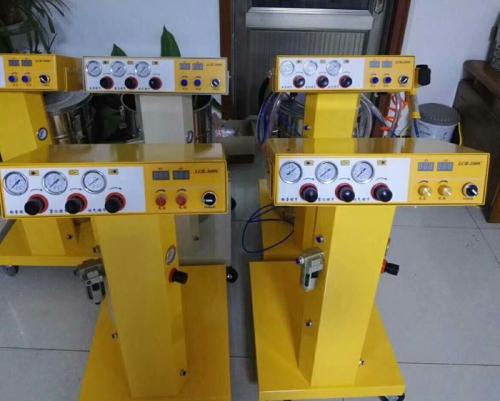 脉冲式塑粉回收机