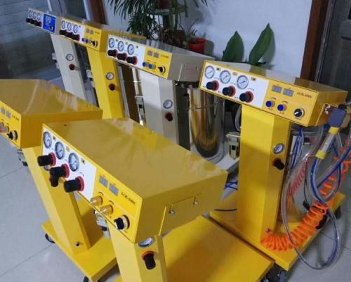 脉冲式塑粉末回收柜