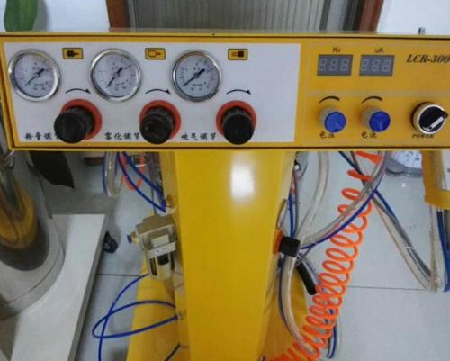 脉冲粉末回收除尘设备