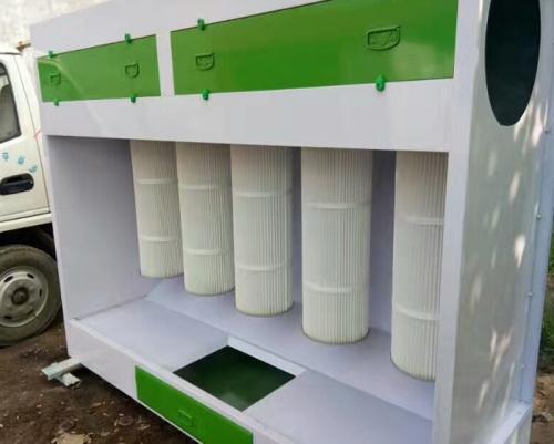 环保粉末回收芯喷塑回收机