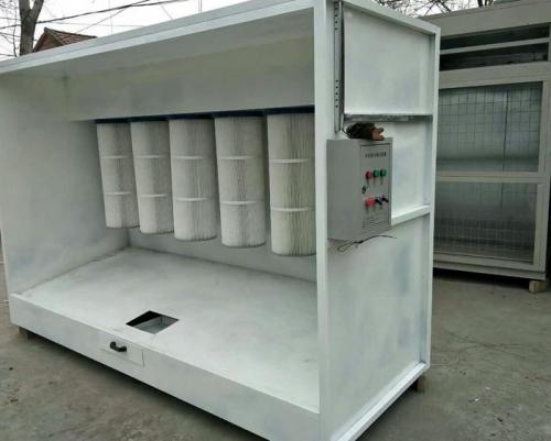 环保脉冲式塑粉回收机