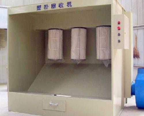 塑粉回收除尘设备