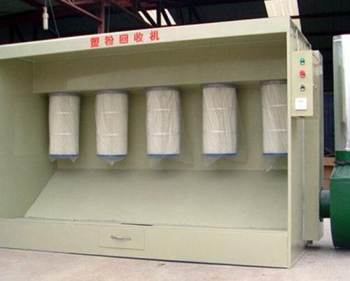 环保型塑粉粉末回收除尘设备