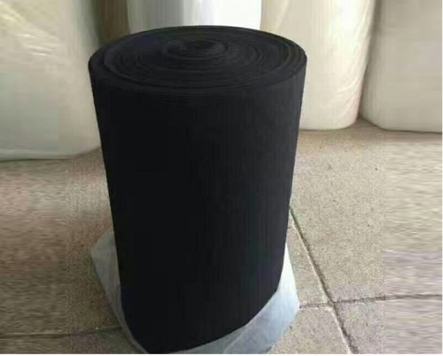 黑色过滤棉