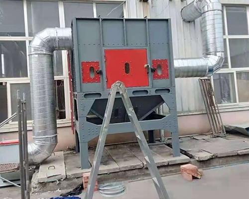 滤芯式除尘器
